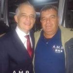 Transporte governador do Estado Márcio França para debate na Band.