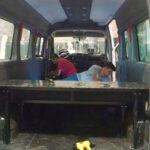 Transformação de uma van