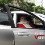 Transporte do Papai Noel